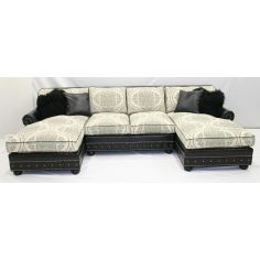Luxury Modern Upholstered Sofa-56
