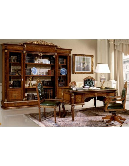 Bookcases Office Bookcase with 2 Doors