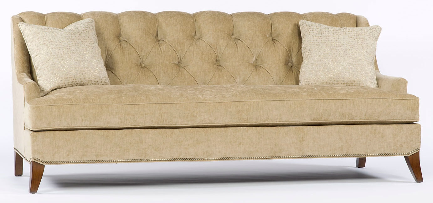 American Made Upholstered Sofa Furniture 70