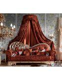 High Style Luxury Sofa. Ravishing Red