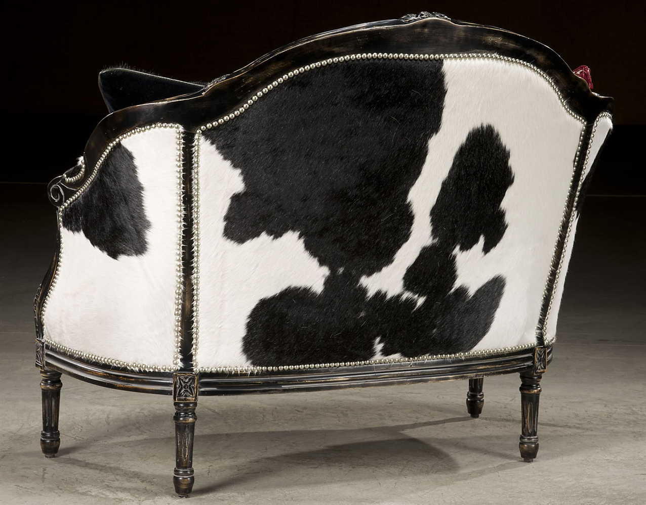 Wonderful CHAIRS   Leather, Upholstered, Accent 1 Rodeo Chic Settee, Luxury Fine Home  Furnishings