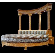 Empire Rotunda Bed. Sleep like a Tsar