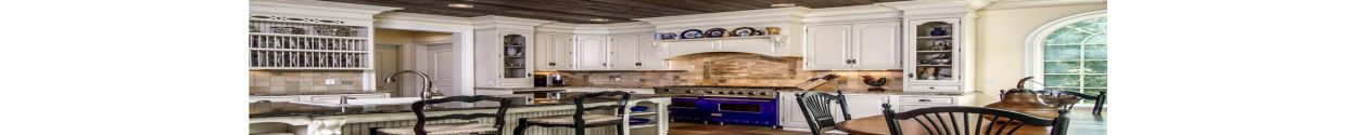 Custom Kitchen Cabinets and Mill-work. Any style, any price range. - Bernadette Livingston