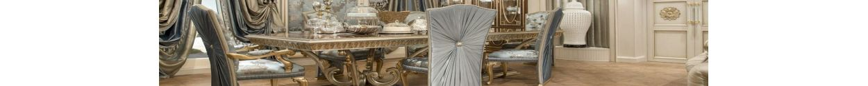 Luxury High End Dining Room Furniture, Dining Room Sets & Furnishings - Bernadette Livingston