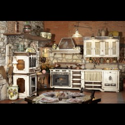 Country Style Kitchen Cabinets